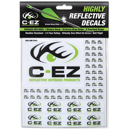C-EZ Reflective Outdoor Products Reflective Arrow Wraps