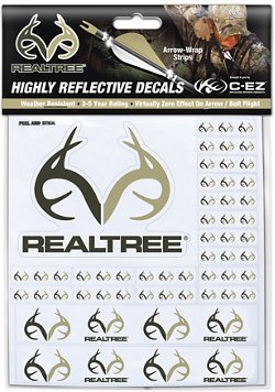C-EZ Realtree Highly Reflective Arrow and Treestand Wraps