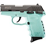 SCCY CPX-1 Carbon Robin Egg 9mm Luger Pistol