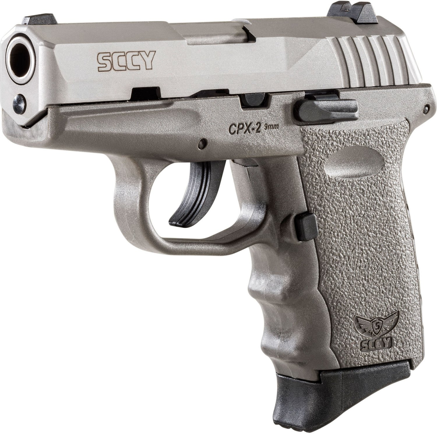 SCCY CPX-2 TTSG 9mm Luger Pistol - view number 1