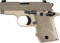 SIG SAUER P238 Desert Micro-Compact .380 ACP Semiautomatic Pistol