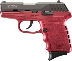 CPX-2 Carbon Crimson 9mm Luger Pistol