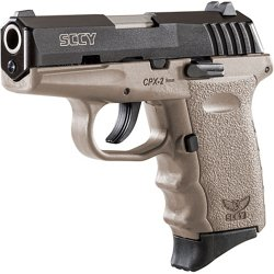 CPX-2 Carbon 9mm Luger Pistol