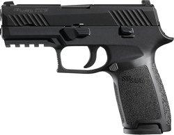 Sig Sauer P320 Carry Nitron 9MM Compact 17-Round Pistol