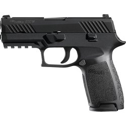 Sig Sauer P320 Carry Nitron 9MM Compact 17-Round Pistol