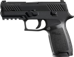 SIG SAUER P320 Carry 9mm Pistol