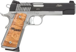 Sig Sauer 1911 STX Maple NS 45 ACP Full-Sized 8-Round Pistol