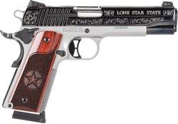 SIG SAUER 1911 Texas Engraved 2-Tone .45 ACP Pistol