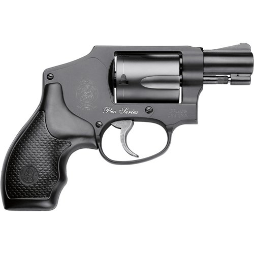 Smith & Wesson Performance Center Pro Model 442 Moon Clip .38 S&W Special +P Revolver