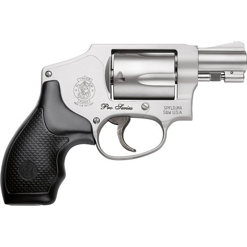Smith & Wesson Performance Center Pro Model 642 .38 S&W Special +P Revolver