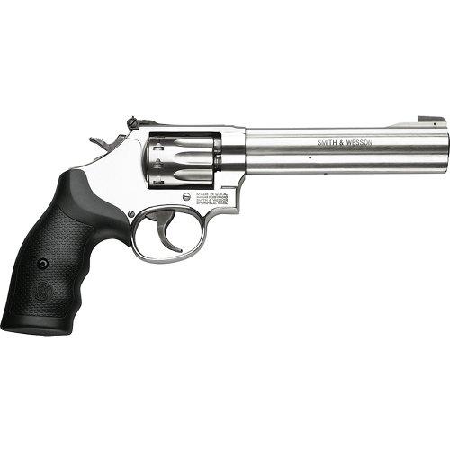 Smith & Wesson Model 617 .22 LR K-frame Revolver