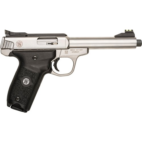 Smith & Wesson SW22 Victory .22 LR Threaded Barrel Pistol