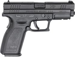 Springfield Armory XD .40 S&W Pistol Essential Package