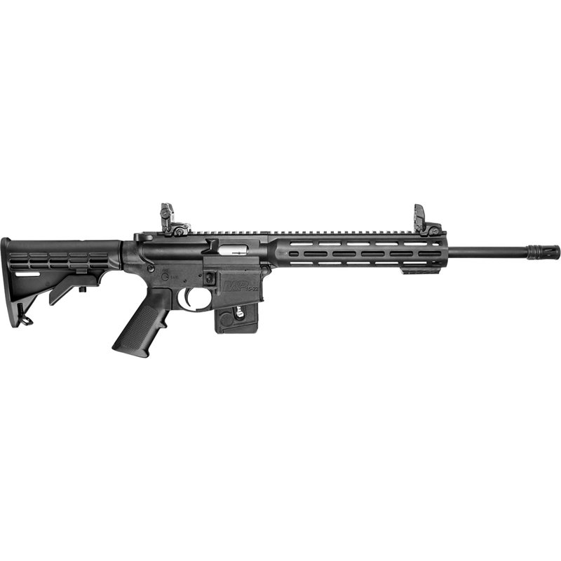Smith & Wesson M&P15-22 Sport .22 LR Semiautomatic Rifle - Rifles Rimfire at Academy Sports thumbnail