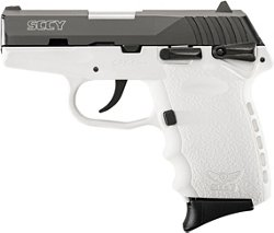 CPX-1 Carbon White 9mm Luger Pistol