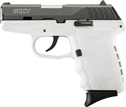 CPX-2 Carbon White 9mm Pistol