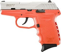 CPX-2 2-Tone Orange 9mm Luger Pistol