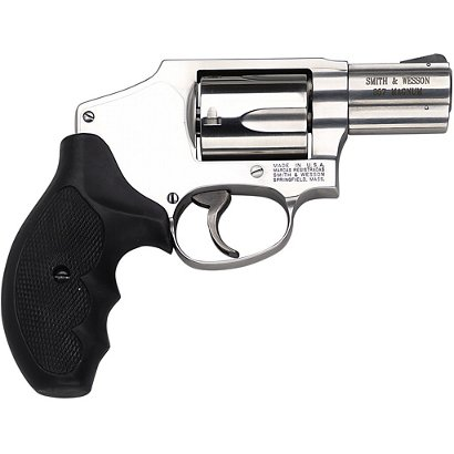Smith & Wesson Model 640 .357 Magnum/.38 Special +P Revolver   Academy