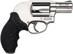 Smith & Wesson Model 649 Stainless Shrouded Hammer .357 Magnum/.38 S&W Special +P Revolver