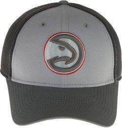 New Era Men's Atlanta Hawks Grayed Out 39THIRTY Neo Cap