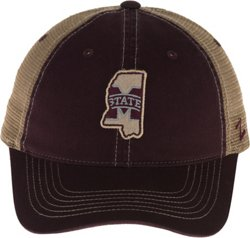 Men's Mississippi State University Turnpike State Cap