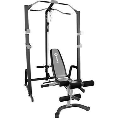 Marcy Pro Power Cage and Utility Bench