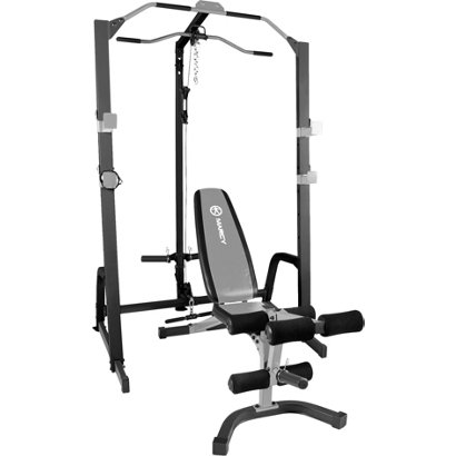d69c160427006 Marcy Pro Power Cage and Utility Bench
