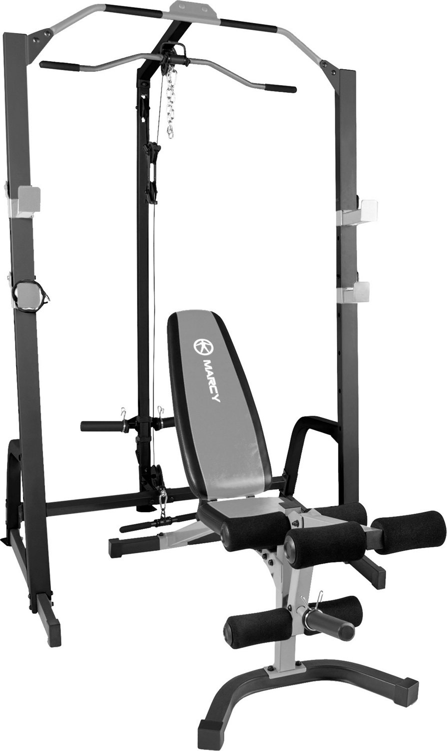 Good Marcy Pro Power Cage And Utility Bench