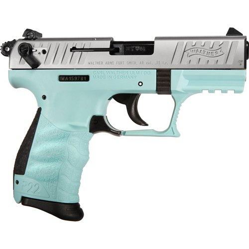 Walther P22 QD Angel .22 LR Pistol