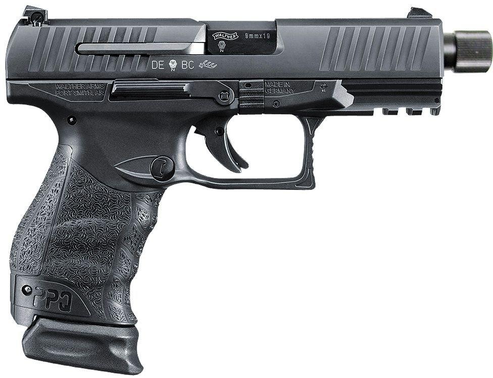 Walther PPQ M2 Navy 17-Round Threaded 9mm Pistol
