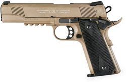 Walther 1911 Colt Government Tribute .22 LR Rail Pistol