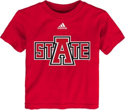Gen2 Toddlers' Arkansas State University Primary Logo Short Sleeve T-shirt