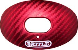 Adults' Carbon Chrome Oxygen Football Mouth Guard