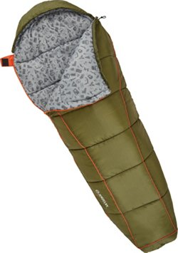 Magellan Outdoors Kids' 50 Degrees F Mummy Sleeping Bag