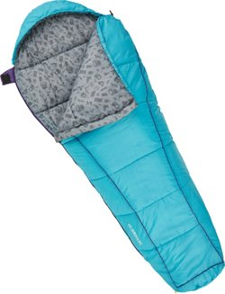 Magellan Outdoors Kids' 50 Degrees F Mummy Sleeping Bag