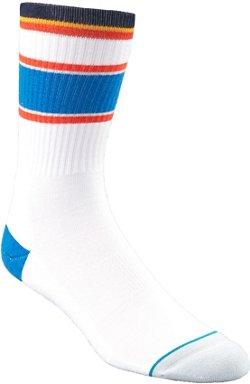 Stance Men's Oklahoma City Thunder Arena Core Crew Socks