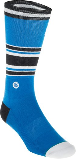 Stance Men's Orlando Magic Casual Logo Crew Socks