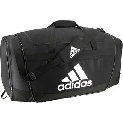 40126ad5c26e ... adidas Defender II Large Duffel Bag. Duffel Bags. Hover Click to enlarge