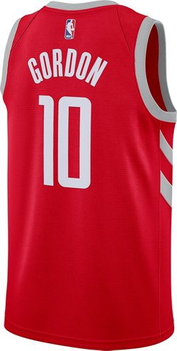 Nike Men's Houston Rockets Eric Gordon Icon Edition Swingman Jersey