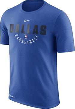 Nike Men's Dallas Mavericks Dry Practice T-shirt