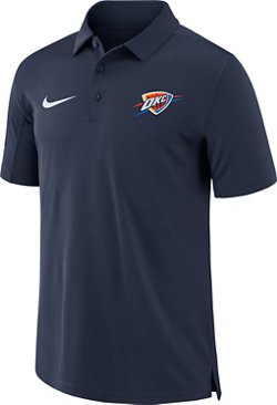 Nike Men's Oklahoma City Thunder Core Polo Shirt
