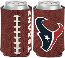 WinCraft Houston Texans 12 oz Football Can Cooler