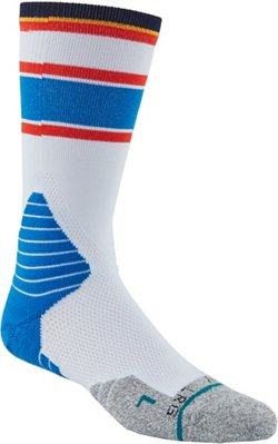 Stance Men's Oklahoma City Thunder Core On Court Crew Socks