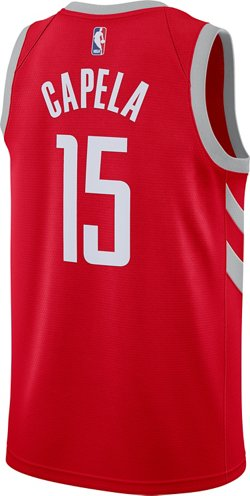 Men's Houston Rockets Clint Capela Icon Edition Swingman Jersey