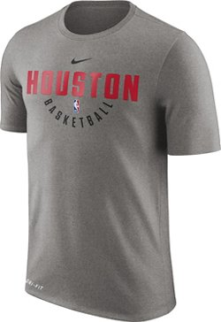 Nike Men's Houston Rockets Dry Practice T-shirt
