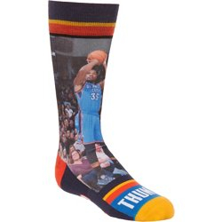 Men's Oklahoma City Thunder Future Legends Thunder Up Socks