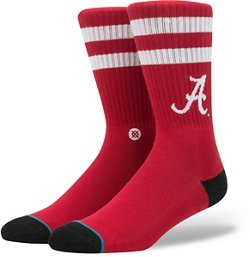 Stance Men's University of Alabama Logo Socks