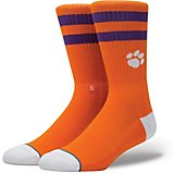 Stance Men's Clemson University Logo Socks