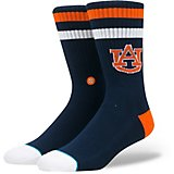 74663e911742 Men s Auburn University War Eagle Team Mascot Socks Quick View. Stance