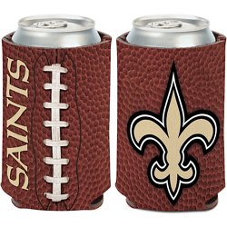 New Orleans Saints 12 oz Football Can Cooler